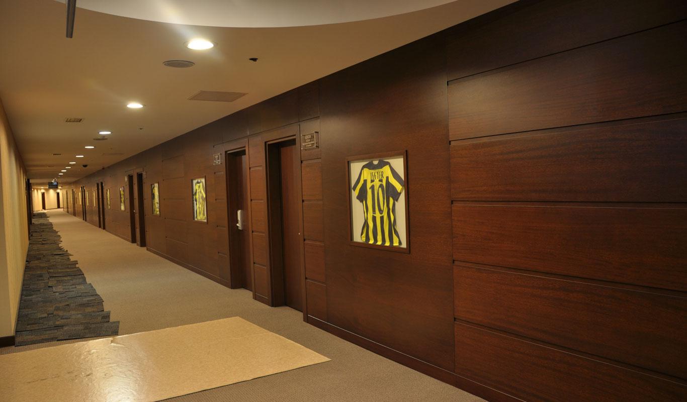 Fenerbahçe Şükrü Saraçoğlu Stadyumu Locaları