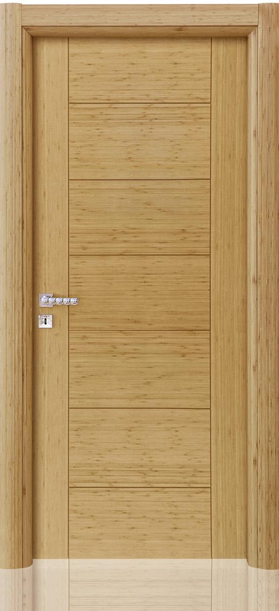 Bambu Kaplamalı Suyuna Sofrasına Kapı